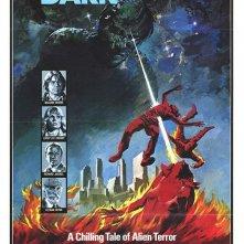 The Dark: la locandina del film