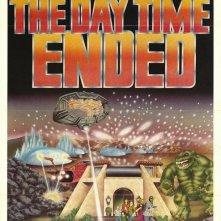 The Day Time Ended: la locandina del film