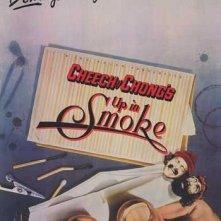 Up in Smoke: la locandina del film