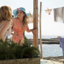 Amiche da morire: Claudia Gerini, Cristiana Capotondi e Sabrina Impacciatore in un'immagine del film