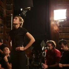 Benvenuto Presidente!: Kasia Smutniak sul set