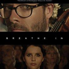 Breathe In: la locandina del film