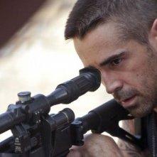 Dead Man Down - Il sapore della vendetta: Colin Farrell prende la mira in una scena