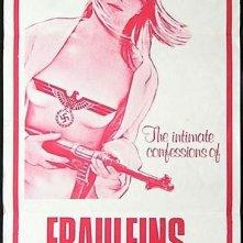 Fräulein in uniforme: la locandina del film