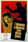Ho sposato un mostro venuto dallo spazio: la locandina del film