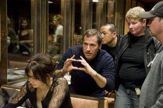 Il lato positivo - Silver Linings Playbook: il regista David O. Russell e Jennifer Lawrence sul set
