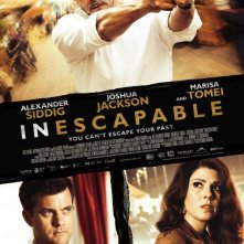 Inescapable: nuovo poster