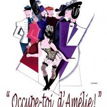 Occupati di Amelia!: la locandina del film