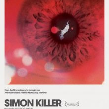 Simon Killer: la locandina del film