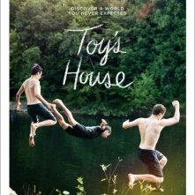 Toy's House: la locandina del film