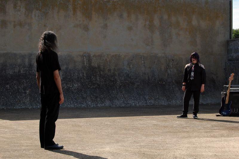 W Zappatore Il Chitarrista Marcello Zappatore In Una Scena Con Raffaele Maisto 266317
