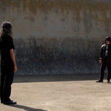 W Zappatore: il chitarrista Marcello Zappatore in una scena con Raffaele Maisto