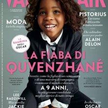 Beasts of the Southern Wild: la piccola Quvenzhané Wallis sulla cover di Vanity Fair Italia