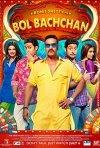 Bol Bachchan: la locandina del film