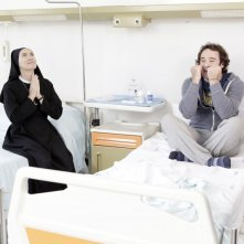 Che Dio ci aiuti 2: Elena Sofia Ricci e Ludovico Fremont in una scena della fiction