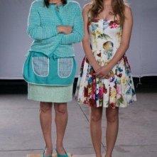 Gli amanti passeggeri: Blanca Suárez e Carmen Machi in una divertente foto promozionale