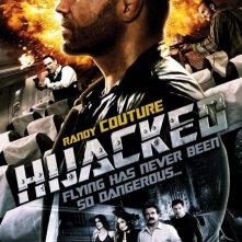 Hijacked: la locandina del film