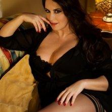 Letizia Raco, curvy e sexy in uno scatto del 2013