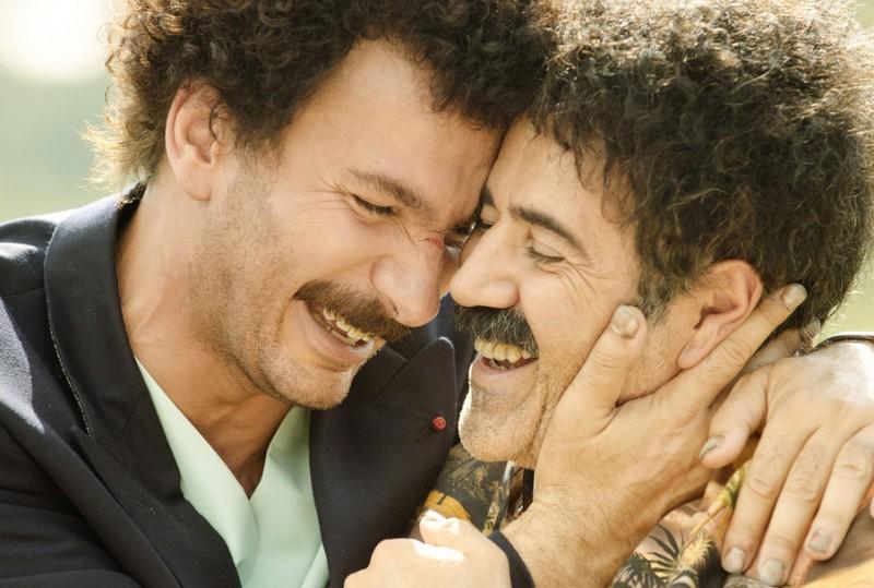 Michael Youn Con Jose Garcia Mel Film Vive La France 2013 266428