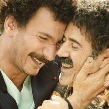Michaël Youn con José Garcia mel film Vive la France! (2013)