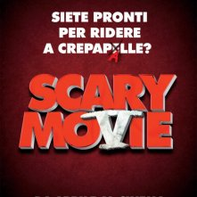 Scary Movie 5: il teaser poster italiano del film