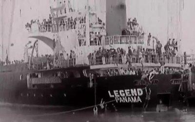 Trailer - Anija - La nave