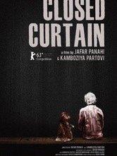Closed Curtain: la locandina del film