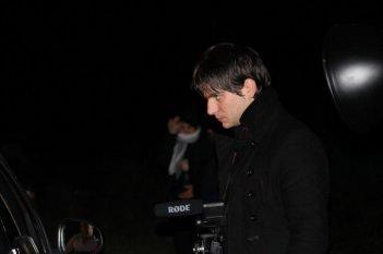 Jonnhy: una foto backstage