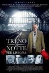 Treno di notte per Lisbona: la locandina italiana del film