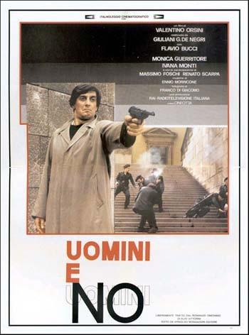 Uomini E No La Locandina Del Film 266568