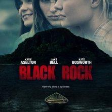 Black Rock: la locandina del film