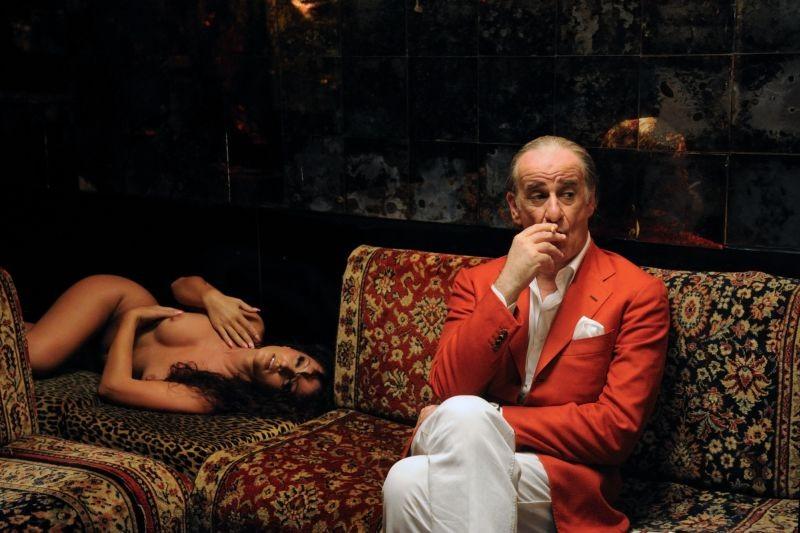 La Grande Bellezza: Toni Servillo nella prima foto di scena del film