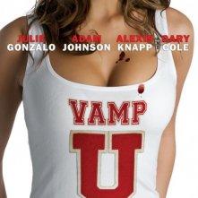 Vamp U: la locandina del film