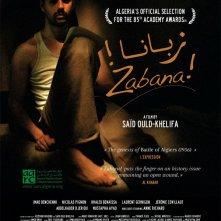 Zabana!: la locandina del film