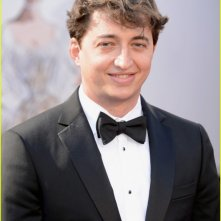Oscar 2013: Benh Zeitlin sul red carpet