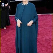 Oscar 2013: Emmanuelle Riva, la classe transalpina sul red carpet