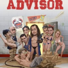 Resident Advisor: la locandina del film