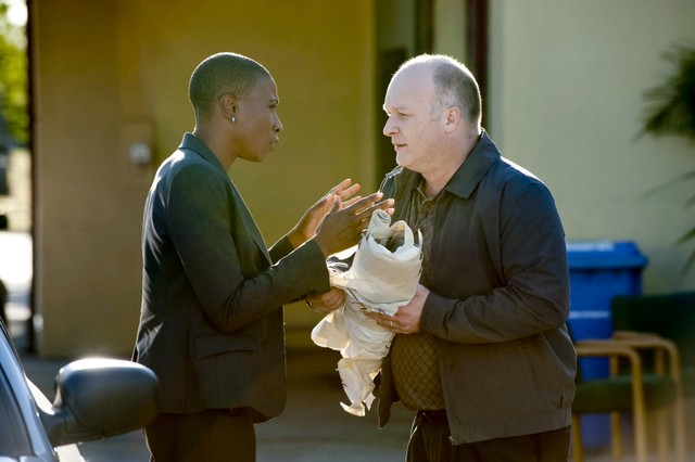 Cult Aisha Hinds E Chris Nowland Nell Episodio In The Blood 266878