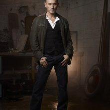 Cult: Robert Knepper in una foto promozionale della serie