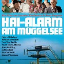 Hai Alarm am Müggelsee: la locandina del film