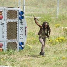 The Walking Dead: Danai Gurira è Michonne nell'episodio Bentornato a casa