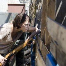The Walking Dead: Lauren Cohan è Maggie Greene nell'episodio Giuda