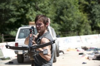 The Walking Dead: Norman Reedus è Daryl Dixon nell'episodio Bentornato a casa