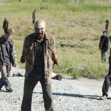 The Walking Dead: un'orda di Erranti nell'episodio Giuda
