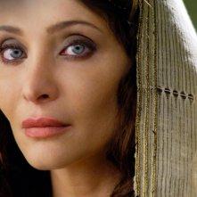 11 settembre 1683: Isabella Orsini è Leila in un bel primo piano tratto dal film