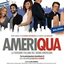 AmeriQua: la locandina del film