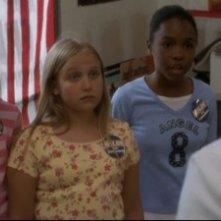 Ashley Benson bambina nell'episodio Dieci parole (Game On) della quarta stagione di West Wing
