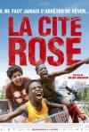 La cité rose: la locandina del film