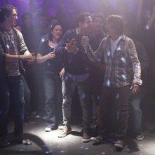 Miles Teller, Skylar Astin e Justin Chon sono i tre protagonisti di Un compleanno da leoni