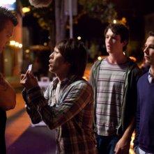Un compleanno da leoni: Miles Teller e Skylar e Justin Chon sono i tre protagonisti della buddy comedy